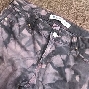 GAP Jeans - Hand tie dyed GAP bell bottom jeans.